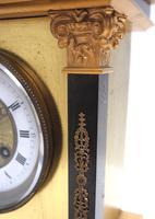 Wow! Amazing French Solid Ormolu Mantel Clock 8 Day Striking Mantle Clock (7 of 12)