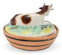 Earthenware Butter Dish (3 of 6)