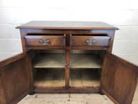 Antique Oak Dresser Base Sideboard (7 of 10)
