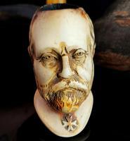 Antique Meerschaum Pipe, King Edward (6 of 12)