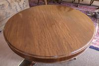 Fine Quality Mahogany Dining Table (3 of 4)