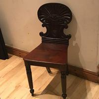 Gillows  Lancaster Hall Chair