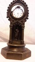 Victorian Bronze Watch Stand (2 of 9)