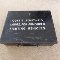 Armoured Fighting Vehicle First Aid Tin