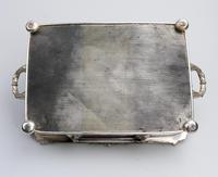 Scarce Regency Silver Old Sheffield Plate Cheese / Bacon Dish c.1820 (11 of 11)