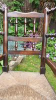 Good 19th Century Child's Rocking Chair (3 of 6)