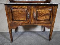Edwardian Simulated Walnut Bedroom Suite (12 of 21)