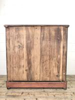 Large Antique Mahogany Chest of Drawers by Maple & Co (13 of 13)