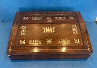 William IV Mother of Pearl Inlaid Lap Desk (7 of 15)