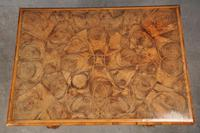 Rare 17th Century Olive Wood Oyster Side Table (9 of 14)