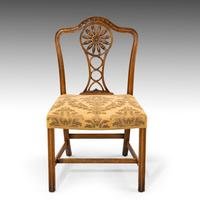 Most Elegant Set of Eight (6+2) Early 20th Century Chippendale Style Mahogany Framed Chairs (10 of 11)