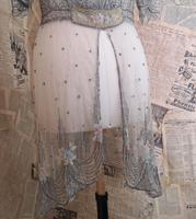 Vintage 1920's beadwork dress, Art Deco (16 of 20)