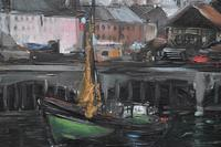 French School Honfleur Circle of Fernand Herbo c.1950 (6 of 8)