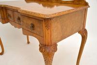 Antique Burr Walnut Server Side Table (9 of 11)