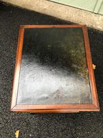 Antique Mahogany Table Cabinet (4 of 8)