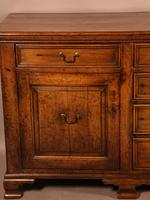 Superb Georgian Oak Serving Dresser Large (20 of 20)