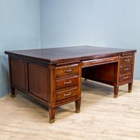 Large Partner's Desk (8 of 14)