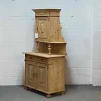 Antique Pine Ladies Dresser (3 of 7)