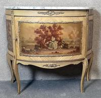 20th Century Marble Top Commode / Side Cabinet2 (2 of 11)