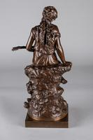 Stunning 19th Century French Bronze Sculpture by Auguste Moreau (7 of 10)