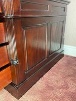 Large Georgian Style Double Sided Partners Desk (30 of 51)