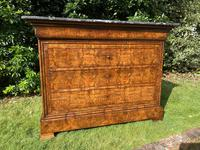 Louis Philippe Commode in Burr Walnut (3 of 7)