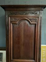 Lovely French Single Door Armoire or Hall Cupboard (6 of 7)