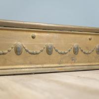 Victorian Brass Andirons & Fender (9 of 9)