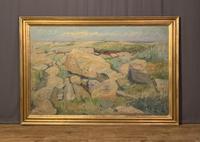 Large Swedish Landscape Gustaf Carlstrom (2 of 9)