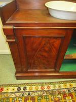 Mahogany Washstand by A Solomon London (4 of 5)