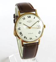 Gents 9ct Gold Rotary Wrist Watch, 1968 (2 of 5)