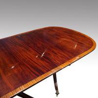 George V  Mahogany Dining Table 4m (9 of 13)