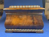 William IV Flame Mahogany Jewellery Box (7 of 20)