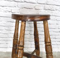 19th Century Bar Stool (4 of 5)