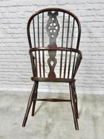 Thames Valley Highback Windsor Armchair (8 of 9)