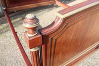 French Mahogany Bedstead (8 of 9)