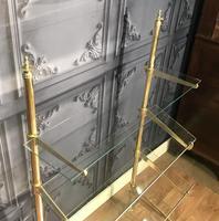 Edwardian Brass Shop Fitting (6 of 8)