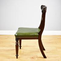 Set of 4 William IV Mahogany Dining Chairs (6 of 10)