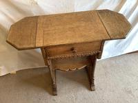 Norfolk Oak Occasional Table (3 of 3)