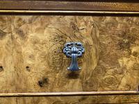 Queen Anne Burr Walnut Fitted Wardrobe (4 of 15)