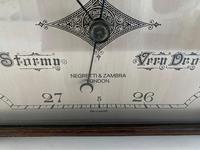 Negretti & Zambra Large Public Display Barometer (2 of 3)