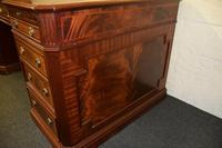 Huge Antique Design Mahogany Partners Desk (12 of 12)