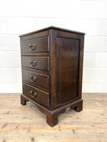 Early 20th Century Oak Four Drawer Chest (5 of 7)