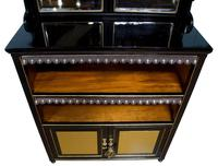 Pair of Aesthetic Movement Cabinets c.1880 (6 of 10)