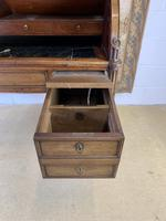 Stunning French Empire Cylinder Desk with Marble Top (11 of 11)