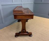 Early Victorian Mahogany Side Table (10 of 17)