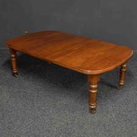 Victorian Mahogany Extending Table (2 of 9)