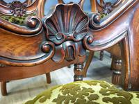 12 Walnut Irish Dining Chairs (6 of 7)
