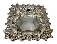 Edwardian Sterling Silver Pin Tray Sheffield c.1901 (5 of 5)