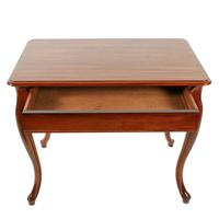 Small Victorian One Drawer Side Table (3 of 7)